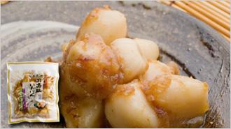 青森ホワイト六片種を梅で味付け!「国産梅にんにく」